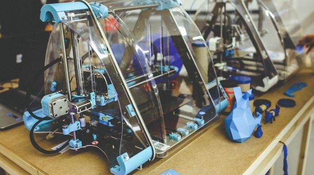 3D Printers Used to Prototype New Inventions