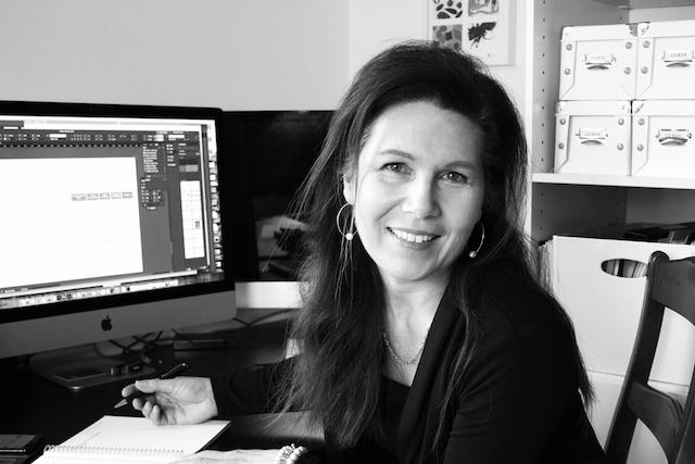 Caroline Siassios Owner of Black Mouse Designs