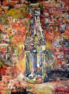 Brand Strategy Coca Cola Art