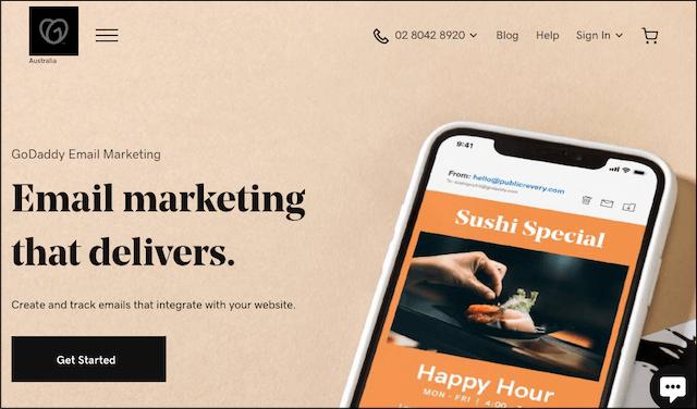 Communication Plan GoDaddy Email Marketing