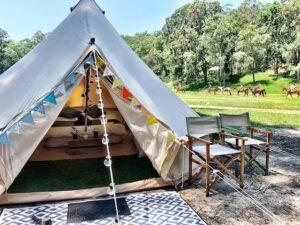 Glampr Bell Tent