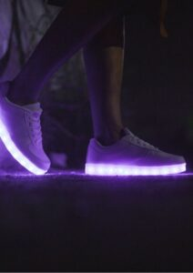Intellectual Property Light Up Shoes