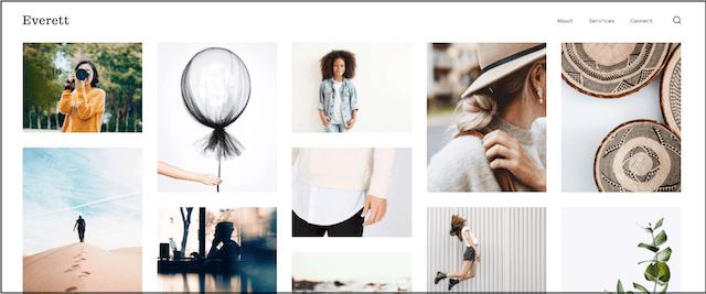 Managed WordPress sample template