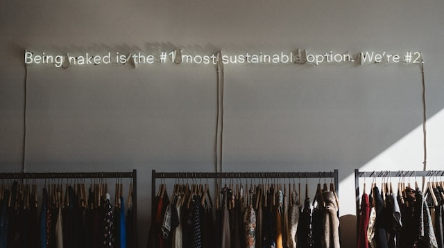 Mission Statement Sustainable Clothing Store