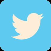 Social Media Platforms Twitter Icon