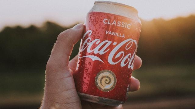 Target Market Coca Cola Can