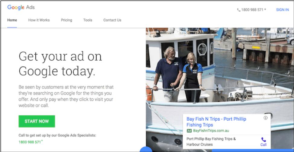 Search Engine Marketing Google Ads