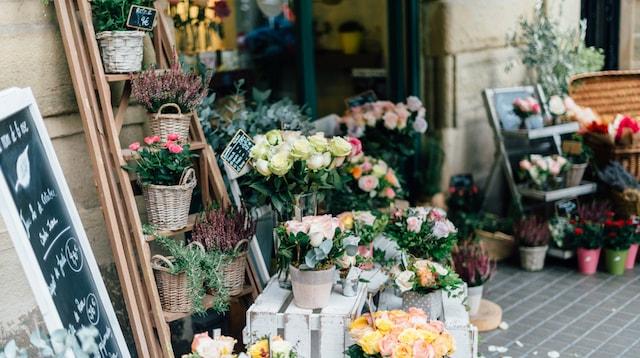 eCommerce Flower Store