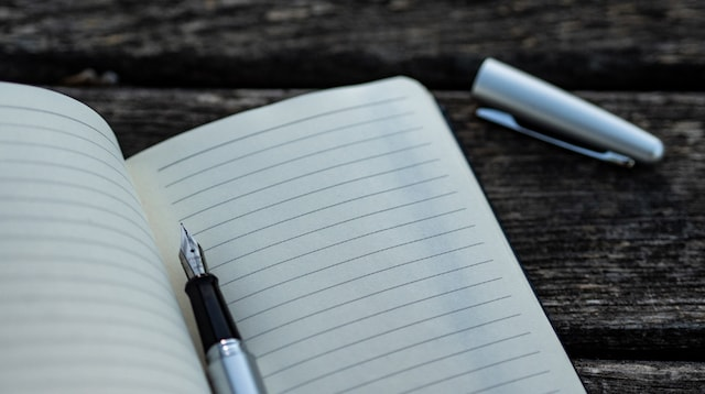 Email Address List Notebook