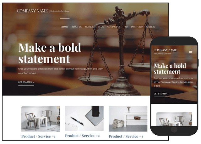 Free WordPress Themes Velux