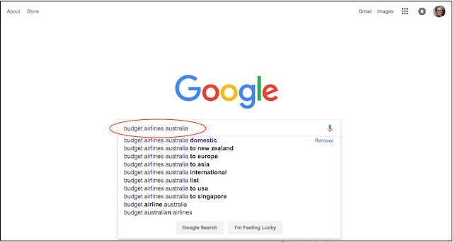 SEO Optimisation Google Search