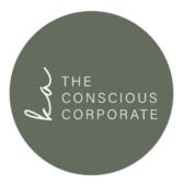 The Conscious Corporate logo