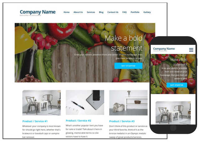 WordPress Themes Ascension Nutritionist